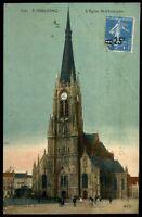 59  TOURCOING eglise st christophe    1927  (7)