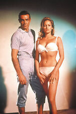 "Sean Connery Ursula Andress James Bond Dr. No 8x10"" Photo #C1240"