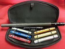 "Deadly Wind Paintball CF Fibur-X Barrel 15"" Autococker Thread/Freak Boremaster"