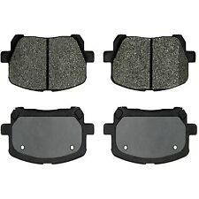 FRONT BRAKE PADS for PONTIAC VIBE SEMI METALLIC VIBE 2003-2008 Premium Brakes