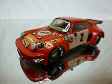 GRAND PRIX MODELS KIT (built) PORSCHE RSR GEORG LOOS - RED 1:43 - NICE CONDITION
