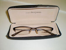David Benjamin For europa glasses DB-101 C1 Brown
