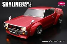 ABC-Hobby Nissan Skyline 2000 GT-R (KPGC110) 1:10 200mm Cherry Tail (66154)