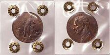 5 CENTESIMI 1918 REGNO D'ITALIA VITTORIO EMANUELE III Fdc #P249