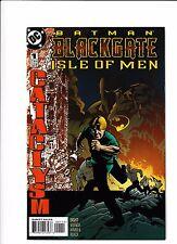 Batman Blackgate Isle of Men #1 DC Batman Cataclysm part 8 FSH