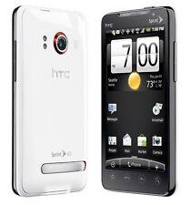 HTC EVO 4G-1GB -BLACK (Sprint)Smartphone-CLEAN ESN-GOOD CONDITION-WITH WARRANTY!