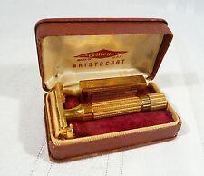 Vintage Gillette ARISTOCRAT Safety Razor