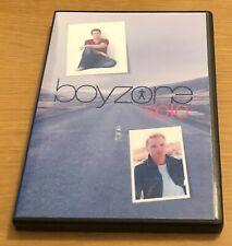 RONAN KEATING STEPHEN GATELY Boyzone Solo Music TV Footage DVD (2000-2001)