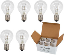 Wax Warmer Bulbs 20 Watt Bulbs For Middle Size Scentsy Warmers