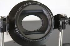 ISCO Anamorphic Video Attachment III IIIL 1.33x Lens + CineSlide CSII Transport