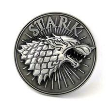 Game of Thrones Direwolf Stark Boucle de ceinture
