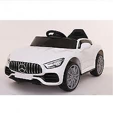 ELECTRIC KIDS RIDE ON CAR MERCEDES BENZ LICENSED 12V CAR BLUETOOTH 2.4 REMOTE