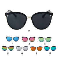 Men Women Big Frame Sunglasses Versatile Glasses UV400 EyeglassesBB