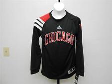 NEW-MENDED CHICAGO BULLS YOUTH MEDIUM SIZE 10/12 Adidas CLIMACOOL SHIRT