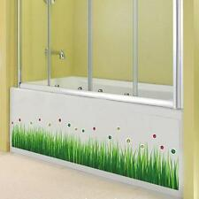 Hot DIY Removable Wall Stickers Home Bedroom Green Grass Vinyl Decal Art Decor