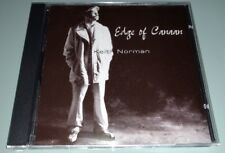 Edge Of Canaan By Keith Norman (CD, 1998, Wineskins) MEGA RARE Indie R&B Soul