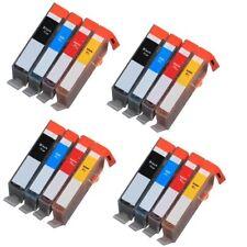 16 PK Value Ink Cartridge Combo for HP 564XL Photosmart 6510 6512 6515 6520 6525