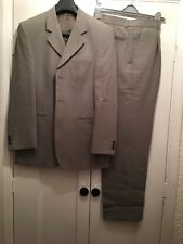 GIBSON DIRECTIONAL 3 PIECE SUIT SZ 38