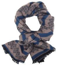 écharpe pour femmes rose vieilli bleu gris doux chaud Ella Jonte hiver laine