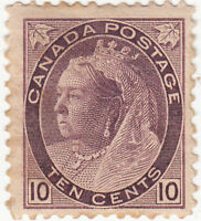 Canada Postage Ten Cent