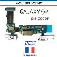 DOCK Connecteur de CHARGE GALAXY S5 SAMSUNG Micro Port USB Nappe Flex SM-G900F