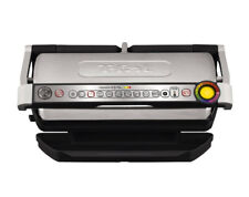T-fal GC722D53 1800W OptiGrill XL Stainless Steel Indoor Electric Grill, Silver