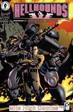 HELLHOUNDS (1994 Series) (DARK HORSE MANGA)(PANZER COPS) #5 Near Mint Comics