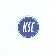 Karlsruher SC KSC Magnet - Logo 3,3cm - Fussball Bundesliga AMBALLCOM #074