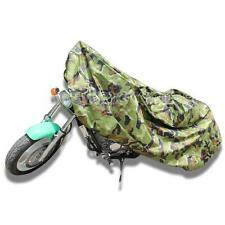 XXL Camouflage Motorcycle Cover For Yamaha Standard Sports Street Bike Cruiser