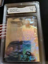 1991-92 UD Award Winner MVP Holograms Michael Jordan #AW4 GMA 10 GEM MINT