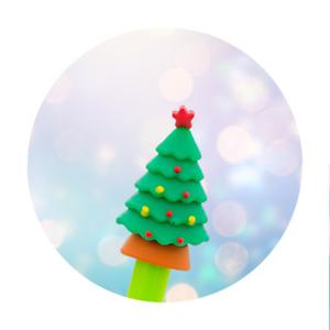 Christmas Pen - Christmas Tree - Black ink