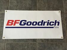 BF Goodrich Tires banner sign shop garage racing off road prerunner baja track