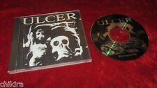 METAL: ULCHER - DISCOGRAPHY - RARE CD 40 TRACKS GRINDCORE DEATH METAL HARDCORE