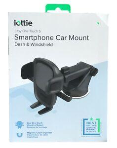 iOttie Easy One Touch 5 Dash & Windshield Mount- Black