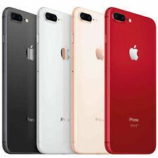 Lot of 5 Apple iPhone 8+ A1864 64GB Unlocked for International GSM/CDMA A+ Grade
