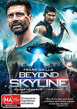 Beyond Skyline (DVD, 2018)