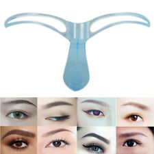Reusable Eyebrow Stencil Shaping Grooming Brow Makeup Template Shaper DIY