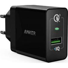 Anker A2013L11 USB Power IQ Ladegerät - Schwarz