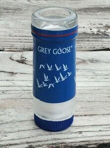 Grey Goose Vodka Upcycled Bottle - Various Sizes Tall Medium Shot Glass Rare!