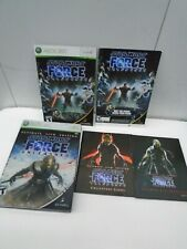 Star Wars: The Force Unleashed  Steelbook Case Only * No Game * Xbox 360