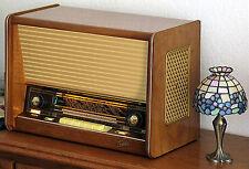 Röhrenradio Stoff Goldstreifen breit, beidseitig verwendbar für Saba, Nordmende