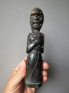 ancienne statuette africaine en bois ????
