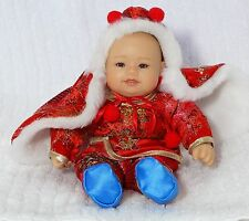 Marie Osmond Shao Pang Tiny Tot Coa, Mib
