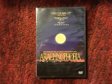 Arachnophobia with Jeff Daniels - John Goodman & Harley Jane Kozak : New DvD