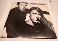 The Style Council Internationalists GHS24061 Geffen LP 33 RPM Record 1985