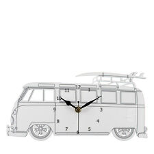 VW Splitscreen Bay Window Camper Van Acrylic Wall Clock WC.WH.VWC04