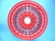 TUDOR WHEELS Classic Jaguar Wheel Restoration Chrome E Type Series S1 2 3 Coupe