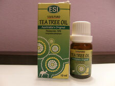 ESI té TREE ACEITE esencial por melaleuca 10 ml antibacteriano y antihongos