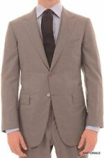 Two Button Regular Jacket Suits for Men with Solid 38 Waist