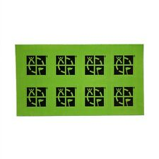 Official Mini Geocache Labels / Stickers For Geocaching - 8 stickers per order